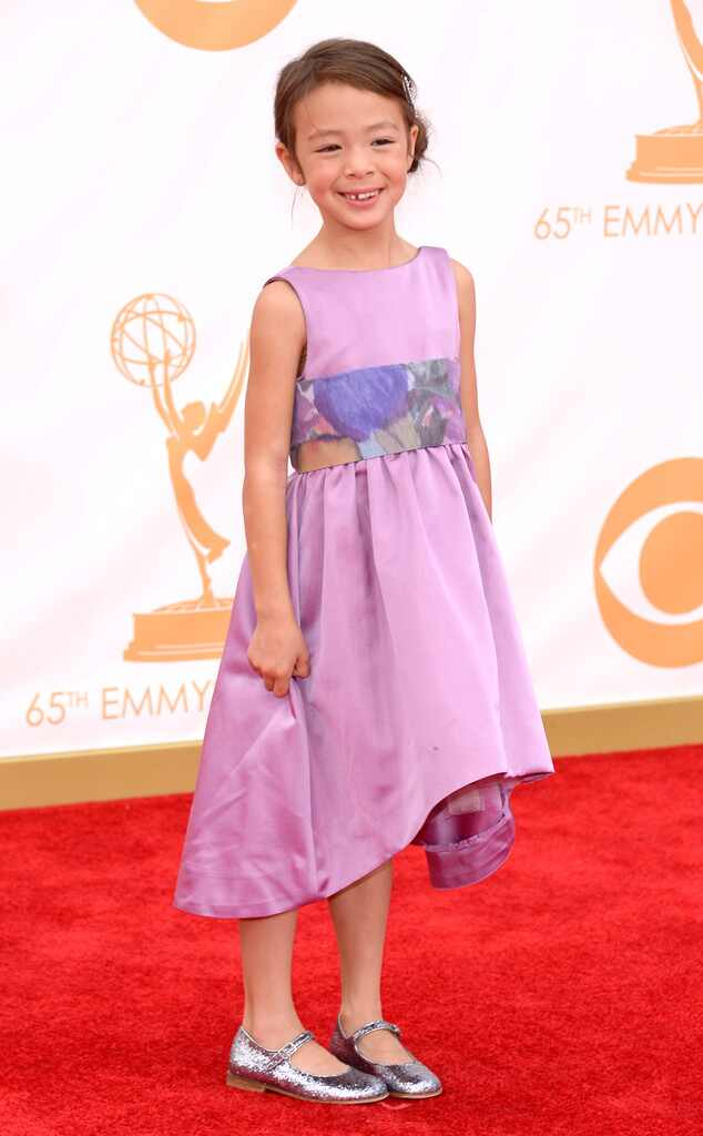 Aubrey Anderson-Emmon, Emmy Awards 2013