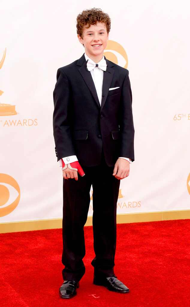 Nolan Gould, Emmy Awards 2013
