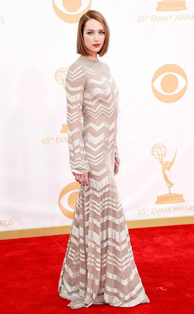Kristen Connolly, Emmy Awards, 2013