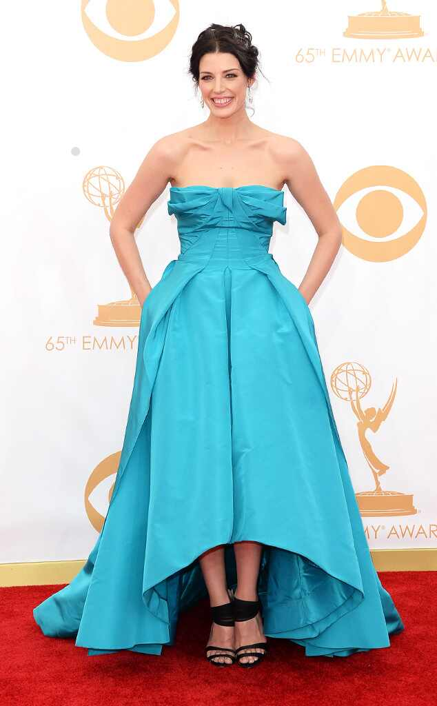 Jessica Pare, Emmy Awards, 2013