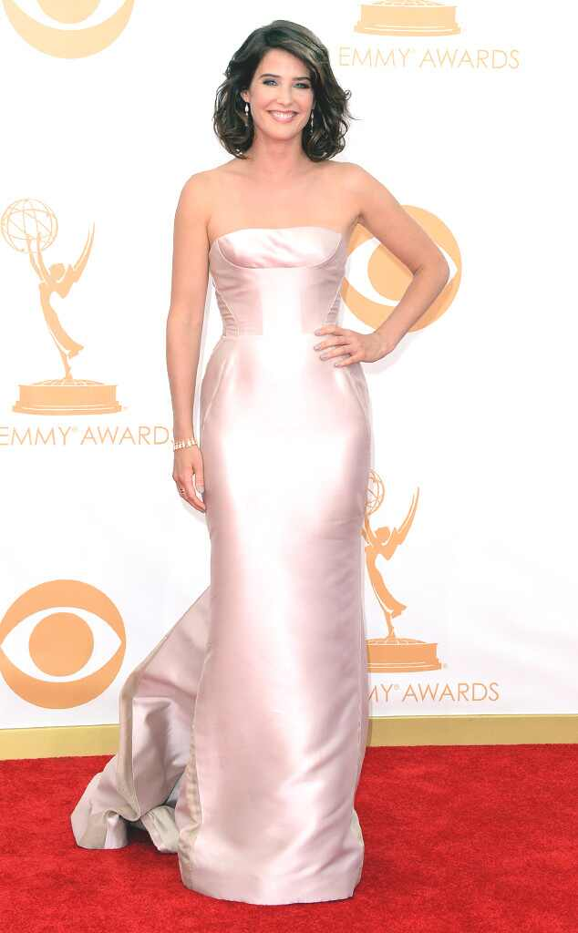 Cobie Smulders, Emmy Awards, 2013