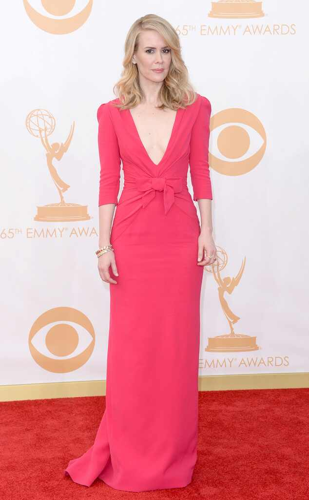 Sarah Paulson, Emmy Awards, 2013