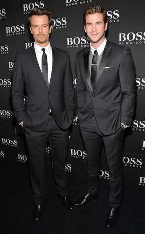 Liam Hemsworth aparece em público após fim de noivado