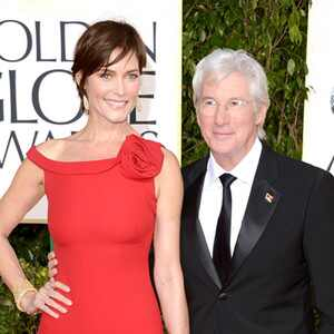 Richard Gere, Carey Lowell, Golden Globe