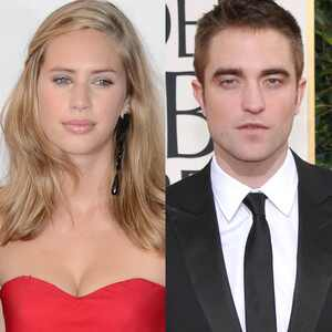 Dylan Penn, Robert Pattinson