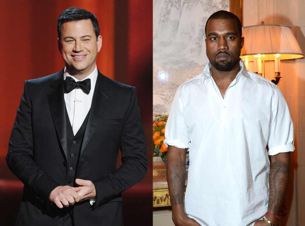 Jimmy Kimmel, Kanye West