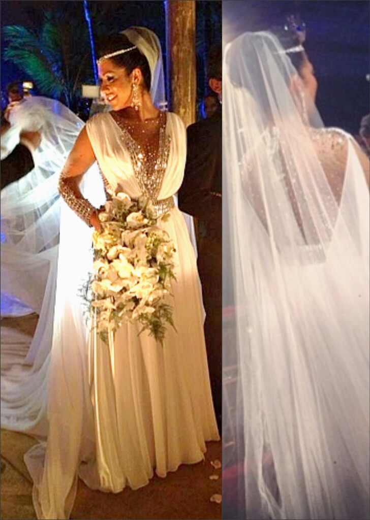 Casamento Mulher Moranguinho