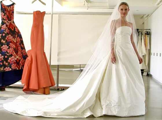 Kate Bosworth, Wedding Dress, Vogue.com