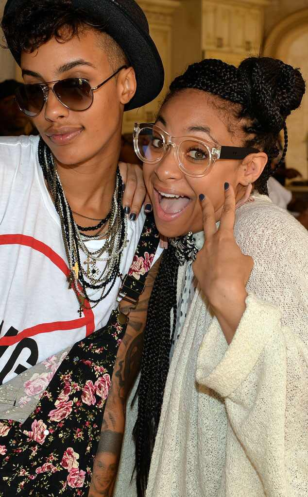 Raven symone with naked girlfriend
