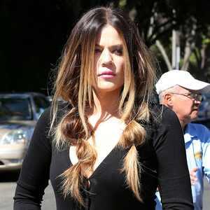 Khloé Kardashian se manifesta após encontrar marido