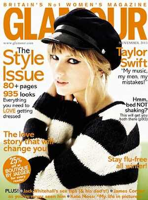 Taylor Swift, Glamour UK