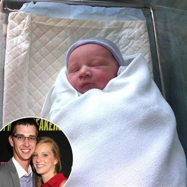 Heather Morris, Taylor Hubbell, Baby, Instagram