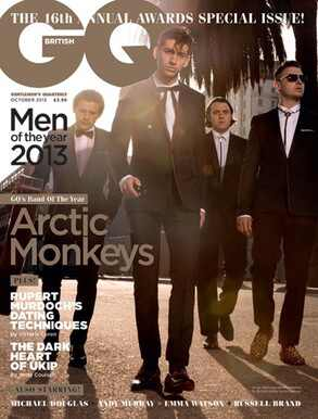 Men of year, GQ Magazine