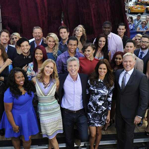Dancing With The Stars Season 17 Cast Announced: Leah