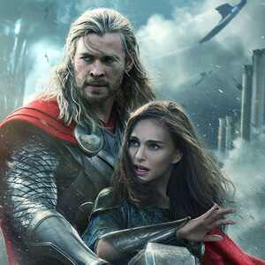 Thor Dark World Poster
