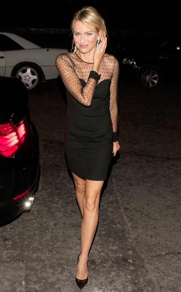Naomi Watts Stuns At Diana Premiere But Suffers Makeup