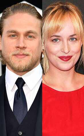 Charlie Hunnam, Dakota Johnson