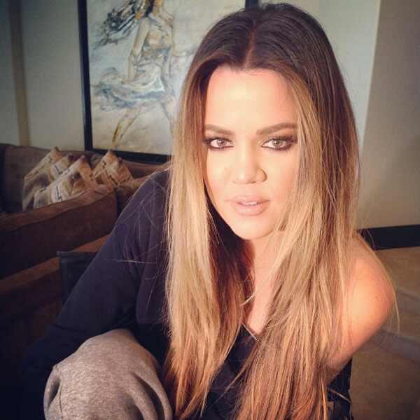 Khloe Kardashian Odom, Instagram