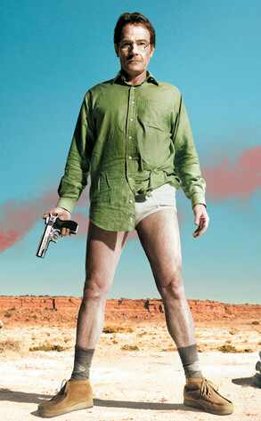 Walter White, Breaking Bad, Underwear