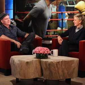 Ellen, Glee, Mike O