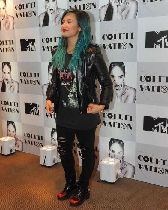 Demi Lovato, Demi Lovato Brasil