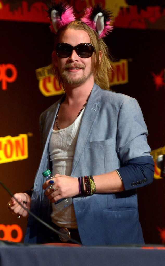 Macaulay Culkin, Comic-Con