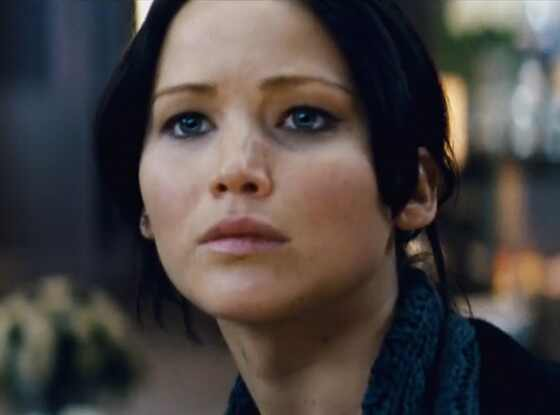 Hunger Games, Catching Fire, Trailer