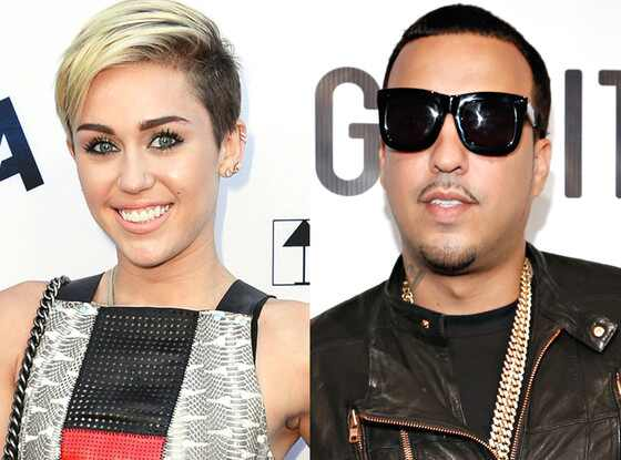 Miley Cyrus, French Montana