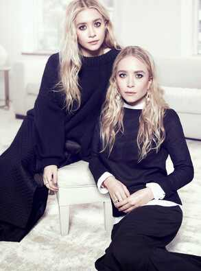 Mary- Kate, Ashley Olsen