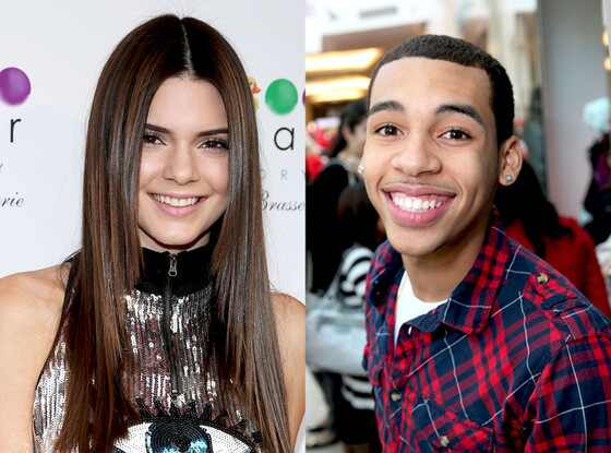 Who has kendall jenner dated in Australia
