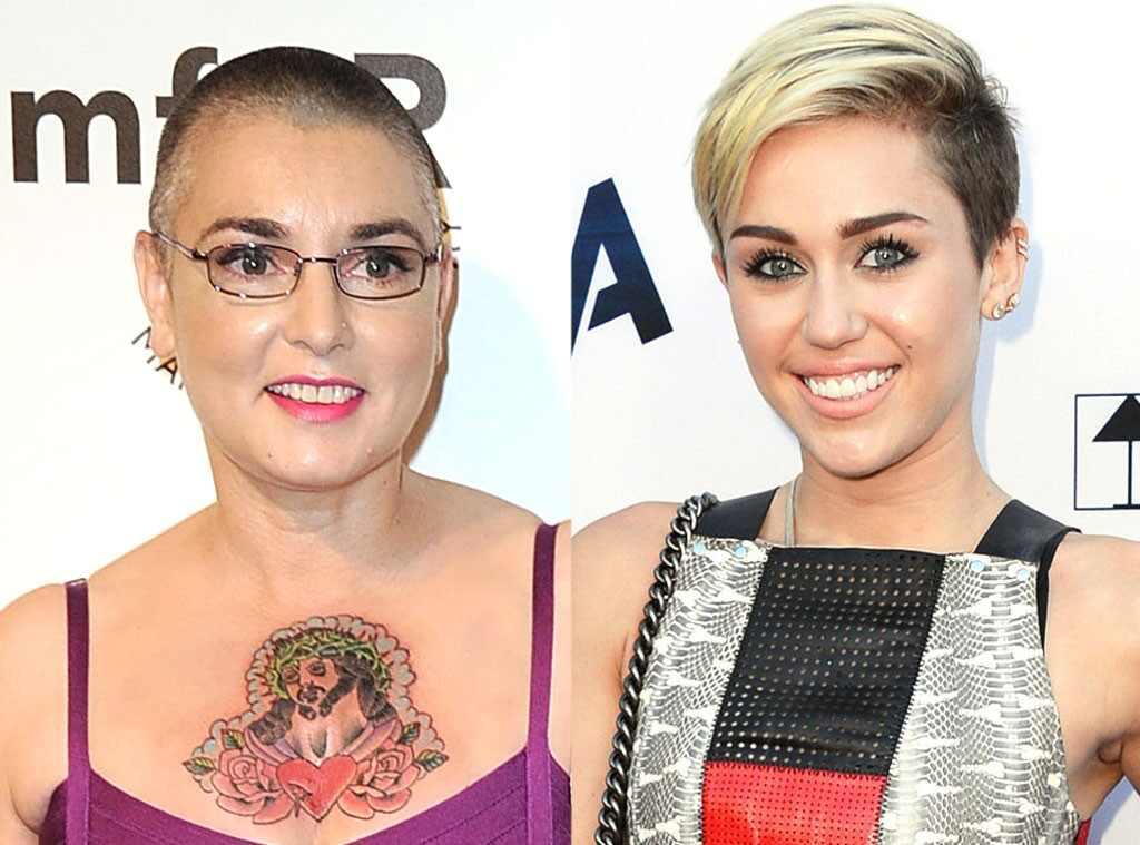 Miley Cyrus, Sinead O