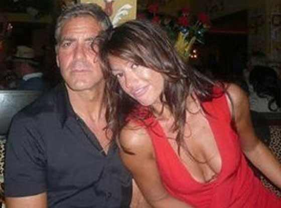 George Clooney, Monika Jakisic