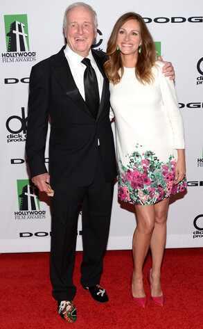 Jerry Weintraub, Julia Roberts, Hollywood Film Awards
