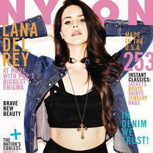 Lana Del Rey, Nylon Magazine