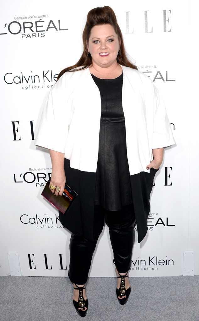 Melissa McCarthy, ELLE's 20th Annual Women In Hollywood Celebration