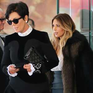 Kim Kardashian vai sentir saudades de morar com a mãe