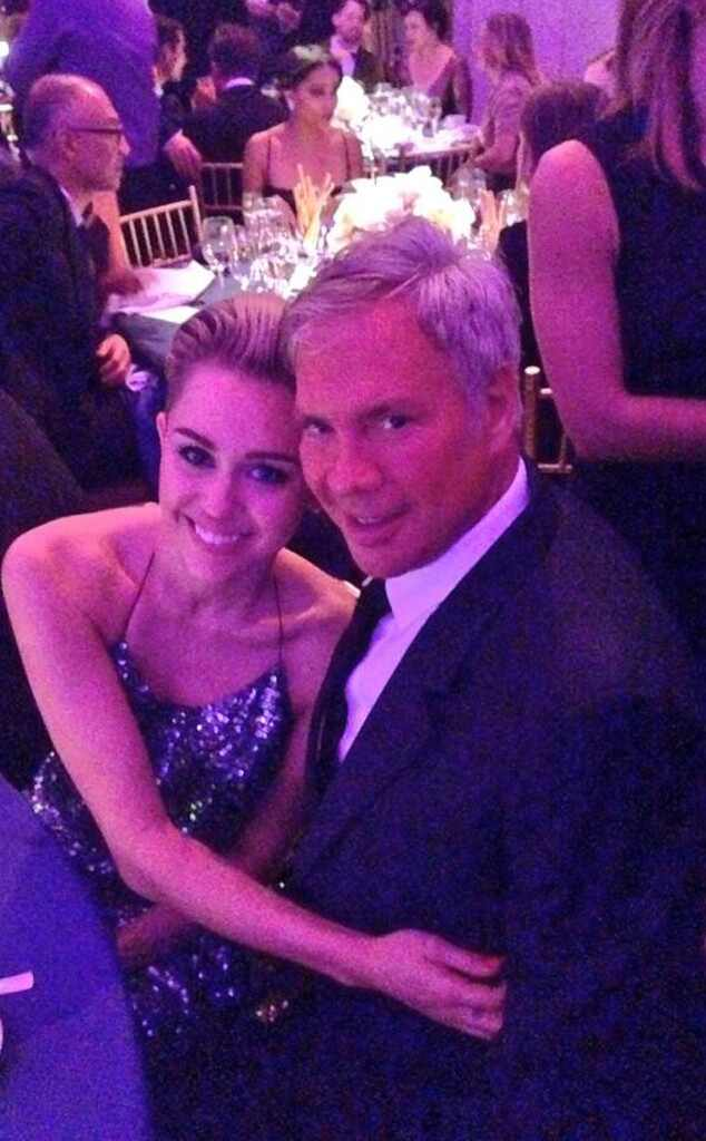 Miley Cyrus, Robert Duffy, Instagram