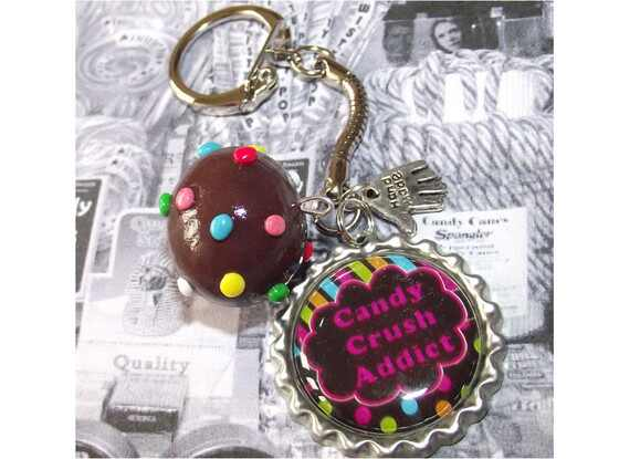 Candy Crush, Keychain