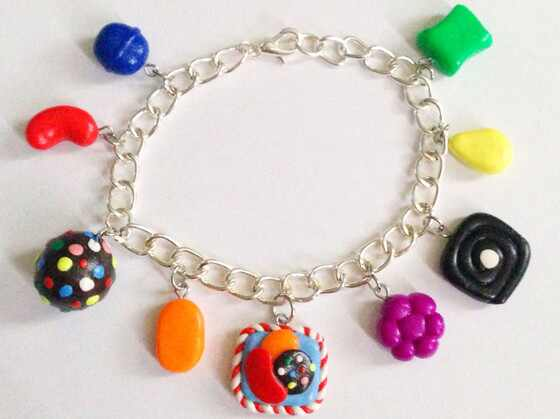 Candy Crush, Charm Bracelet