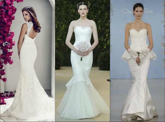 Kim Kardashian opções de vestido de noiva