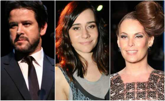 Murilo Benicio, Alessandra Negrini, Carolina Ferraz