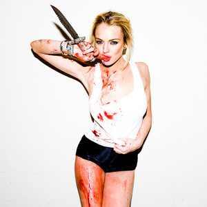 Lindsay Lohan, Tyler Shields