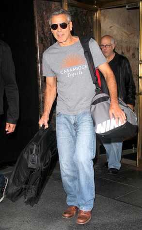 George Clooney, Rande Gerber