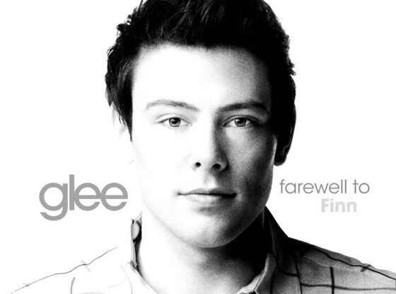 Cory Monteith, Glee Farewell