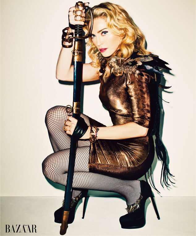 Madonna, Harper