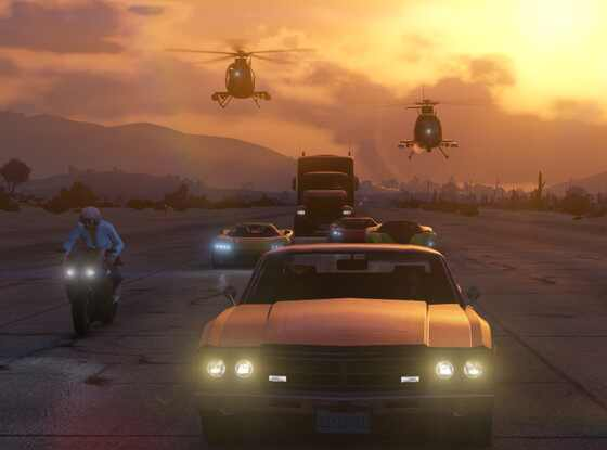 Grand Theft Auto, 5 Things