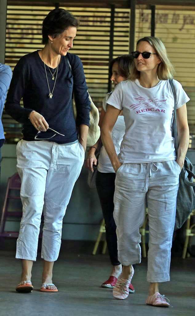 Jodie Foster épouse sa petite amie, Alexandra Hedison | E ...