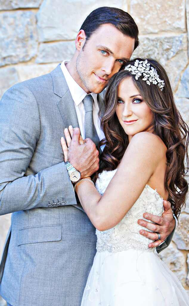 The Mentalist S Owain Yeoman Shares Exclusive Wedding