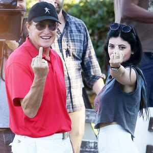 Kylie Jenner, Bruce Jenner, Kendall Jenner