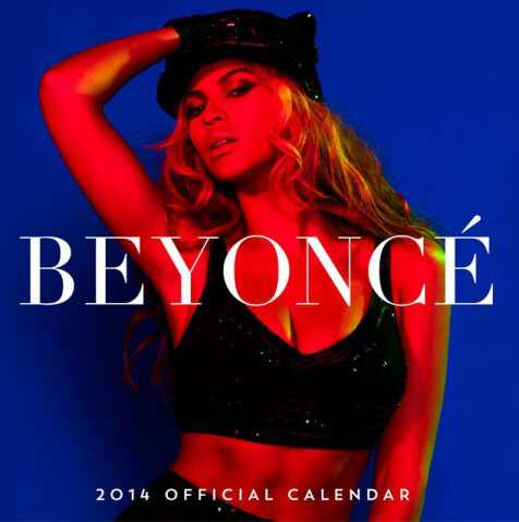 Beyonce, Calendar
